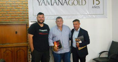 Se firmó un acuerdo de colaboración entre Estelar Resources – Yamana Gold y la Subsecretaría de Ambiente municipal