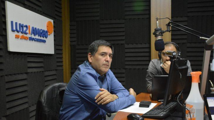 """Javier Castro: """"El Gobierno se ocupa en generar un escenario viable"""""""