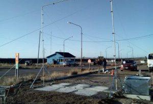 En Puerto Deseado instalaron importante centro de control preventivo por el covid19