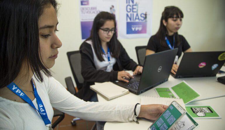 La Fundación YPF Invita A Inscribirse A Los Clubes Ingenia