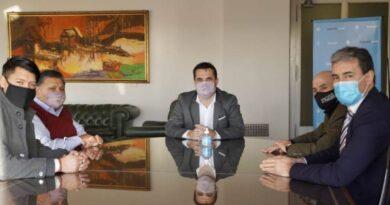 Ley De Hidrocarburos: Llugdar Se Reunió Con El Secretario De Energía