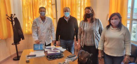 Salud realizó relevamiento sanitario en la localidad de Puerto Deseado
