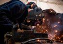 Aprender a soldar como puerta de salida al mercado laboral